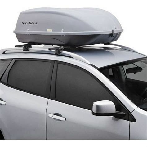 luggage rack car new xl roof mount cargo box storage car roof crossbar auto