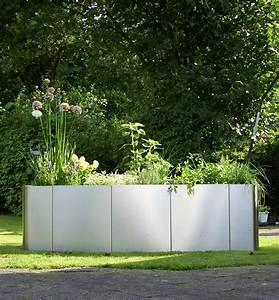 Hochbeet Im Garten : garten im quadrat hochbeet square 163 edelstahl bausatz ~ Lizthompson.info Haus und Dekorationen