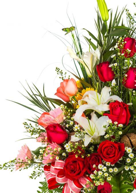 Foto Blumenstrauß Kostenlos by Blumenstrau 223 Mit Einem Wei 223 En Hintergrund Der