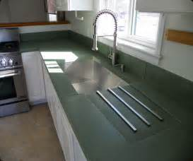 Pros And Cons Concrete Countertops Gallery