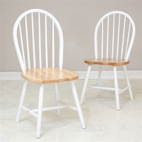 Boraam Farmhouse Dining Chairs  Set Of 2  Dining Chairs
