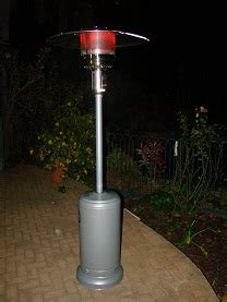 patio gas heaters excluding gas catering creations