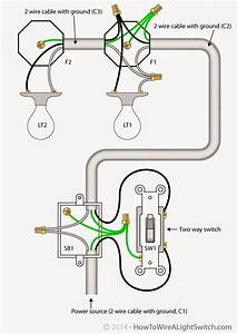 Switch Wiring Diagram 2