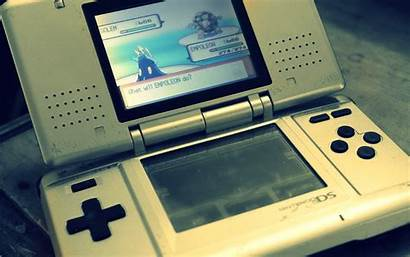 Nintendo Ds Pokemon Wallpapers Games 90s Anime