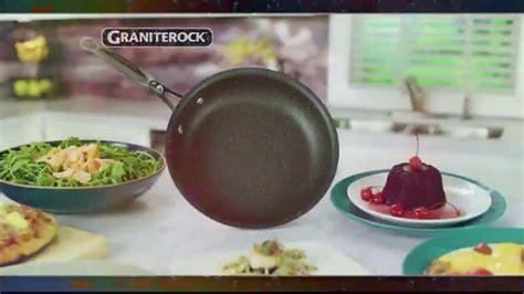 granite rock pan tv commercial doesnt stick ispottv