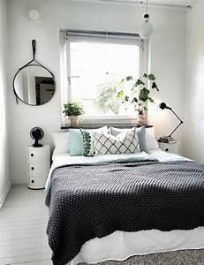 Agencer Une Chambre : am nagement petite chambre astuces et id es d co c t ~ Zukunftsfamilie.com Idées de Décoration