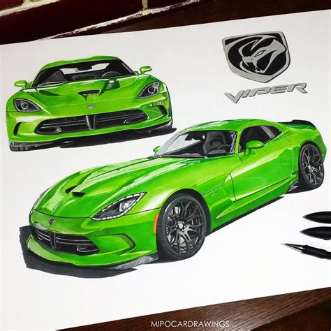 Car Drawing By Floridi Diego