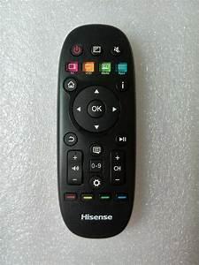 Original Hisense Smart Vidaa Tv Box Px2700 Px520 Remote