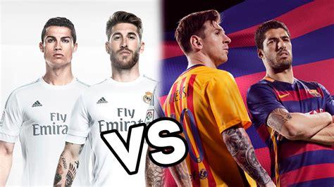 [3/11/2016] Barcelona Vs Real Madrid Head to head El Clasi ...