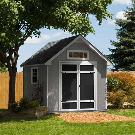 everton storage shed everton 8 ft x 12 ft deluxe wood storage shed free
