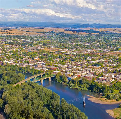 Corvallis Aerial Images | Corvallis Stock Images