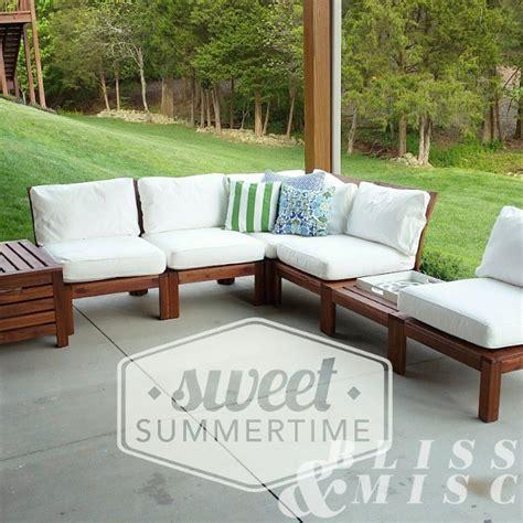 Outdoor Living  Ikea Applaro & A Diy Teepee Bliss