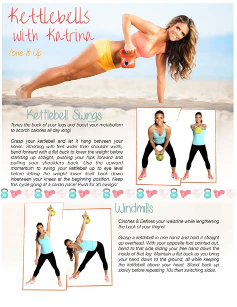 inner kettlebell thigh workout workouts printable thighs fitness exercises tone kettlebells waistline routines kettle legs bikini bell toneitup long schedule