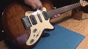 Godin Model Sd Xt Electric Guitar