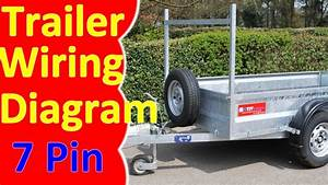 All Trailer Plug Wiring Diagram