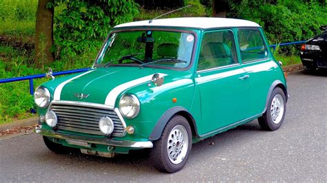 1999 Classic Mini Cooper Automatic Transmission 1300cc