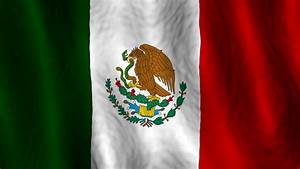 Mexican Flag Motion Background - VideoBlocks