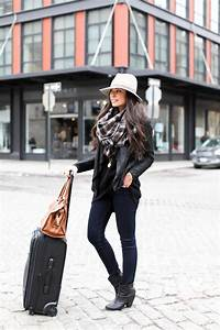 Airport Style What to Wear While Traveling