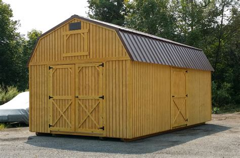 12x24 Shed Plans With Loft by Lofted Barns 31sheds