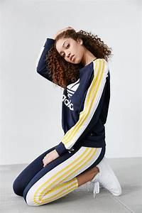 Adidas Originals Cosmic Confession Legging in Blue | Lyst