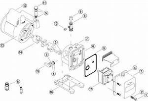 15400 15600 Robinair 6 Cfm Vacuum Pump Replacement Parts