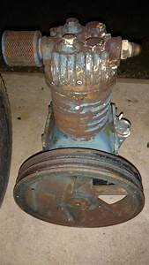 Vintage Compressor Pump