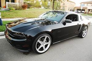 My Black 2011 Mustang Stallion - Page 9