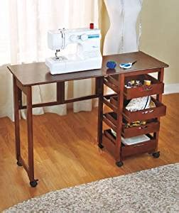 craft table on wheels amazon com space saver craft table w wheels folds away