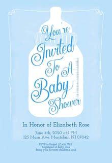 baby shower invitations  boys  templates