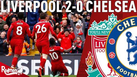 My Favourite Match Reaction EVER! | Liverpool v Chelsea 2 ...