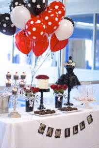 wedding reception decorating ideas kara 39 s party ideas black white birthday party