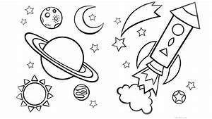 Space Shuttle Colouring | Space ... - Coloring Home