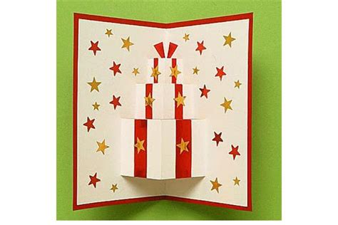 Homemade Christmas Cards Cathy