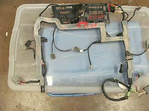 2003 2004 2005 2006 Lincoln Ls Driver Seat Wiring Harness