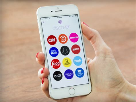 snapchat for iphone snapchat for iphone updated with redesigned stories screen