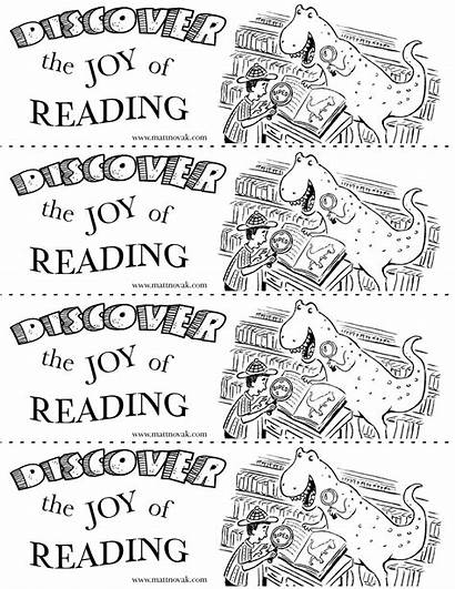 Bookmarks Printable Dinosaur Bookmark Coloring Template Library