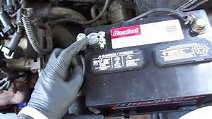 97 Ford Taurus Wagon Battery Terminal Car Repair