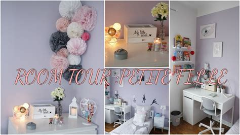 [room Tour]  Chambre Petite Fille Youtube