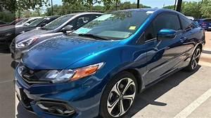 Used 2015 Honda Civic Coupe Si Manual Coupe
