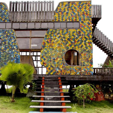 More Strange Houses And Structures  I Like To Waste My Time