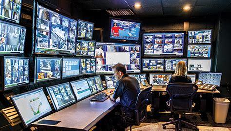 Home Interior Video Surveillance : New Operations Center Enhances Healthcare Security