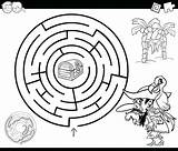 Chest Coloring Pages Treasure Getdrawings Empty sketch template