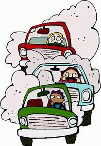Car Air Pollution Clipart (8+)