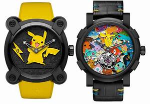 you can now a pokemon watch