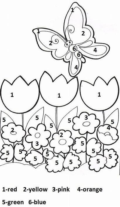 Spring Printable Worksheets Preschool Kindergarten Worksheet Crafts