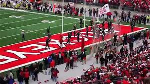 End Zone Band Celebrations and Post Game Singing OSU vs MI ...