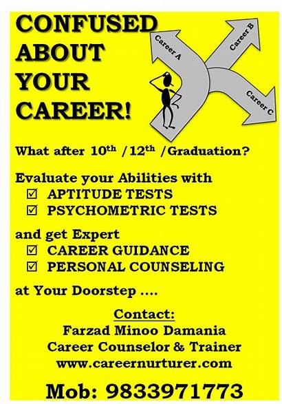 Career Guidance Counselling Counseling Aptitude Test 12th