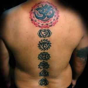 40 Chakras Tattoo Designs For Men