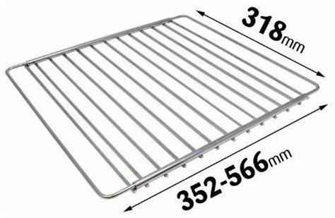 grille rack 233 tag 232 re four extensible ajustable plaqu 233 chrome universelle compatible avec