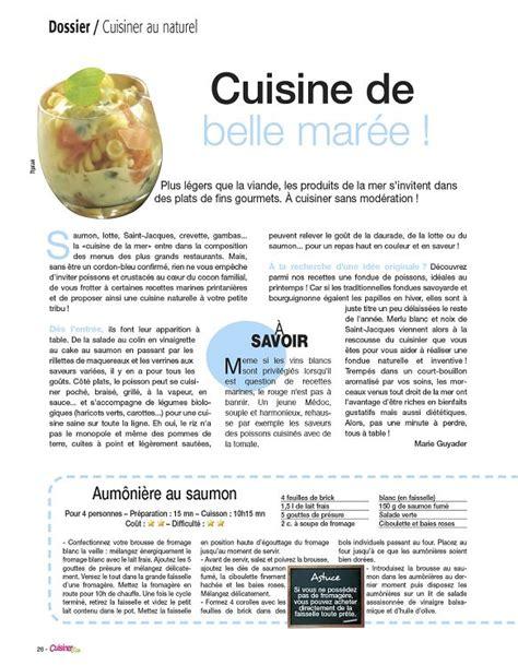 cuisiner magazine cuisiner bio recettes pratique cuisine loisirs